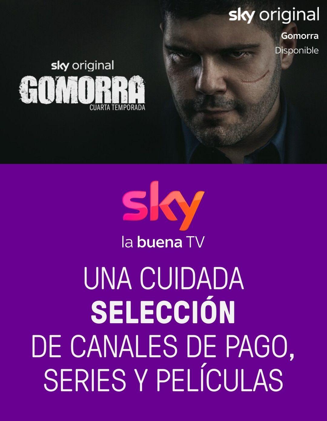 Sky tv - 40 Días gratis