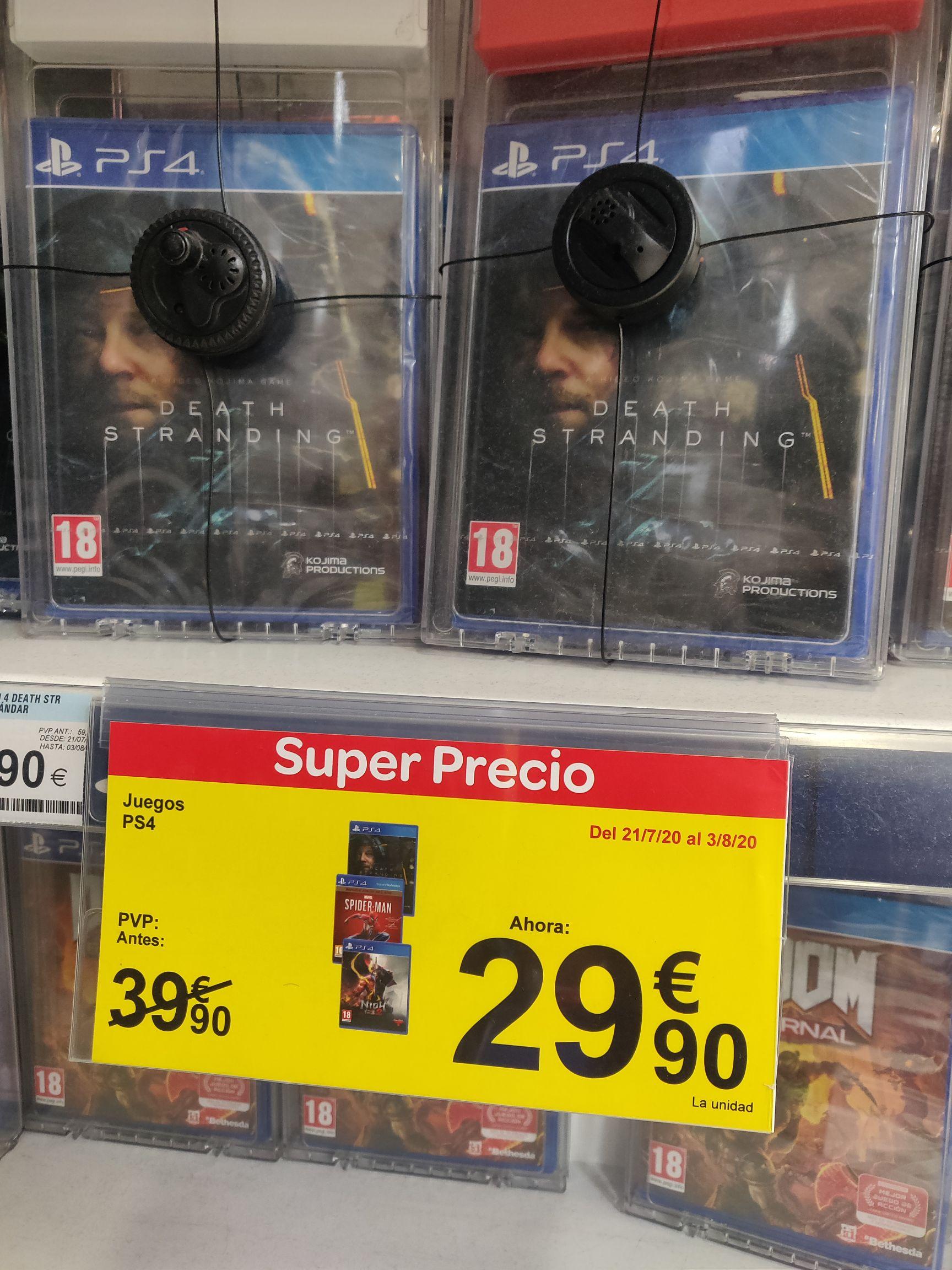 Death stranding PS4 físico