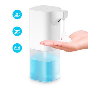 Xiaowei X6 350ml Dispensador automático de jabón Sensor IR Dispensador de espuma de líquido a prueba de agua