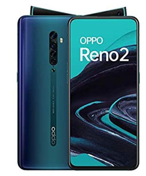 """Oppo Reno 2 Tim Ocean Blue 6.5"""" 8gb/256gb Dual Sim"""