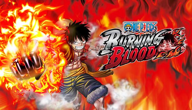 One Piece Burning Blood - Pc (Steam)