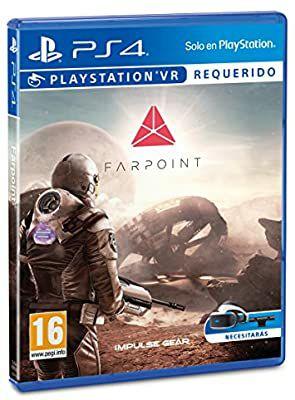 Farpoint PS4 (PS VR)Oferta flash