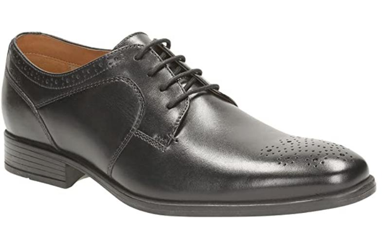 TALLA 42.5 - Clarks Kalden Edge - Zapatos para Hombre