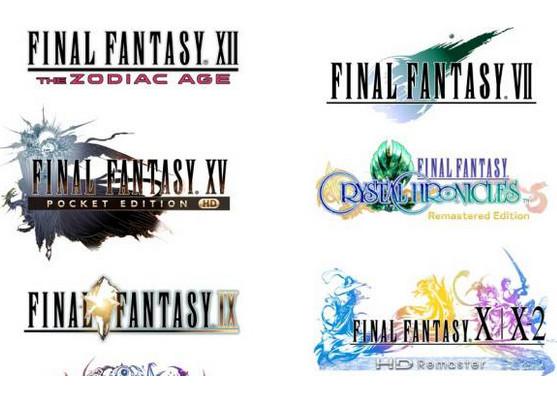 NINTENDO SWITCH: 50% dto. para la saga Final Fantasy (Desde 7,99€)