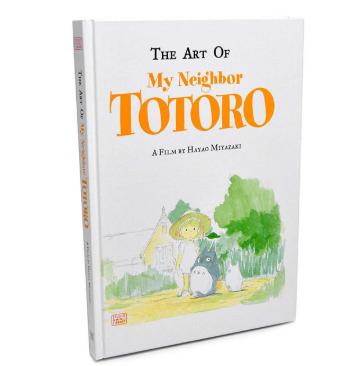 Mi Vecino Totoro: libro de arte - Ingles. Edición 2013