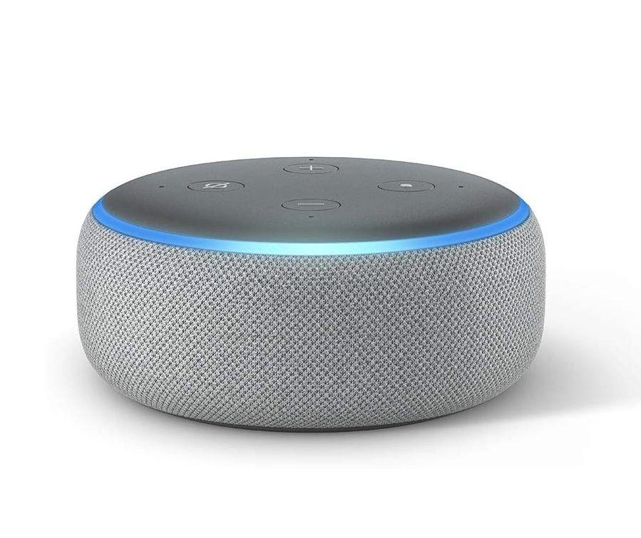 Echo Dot (3.ª generación) en Amazon