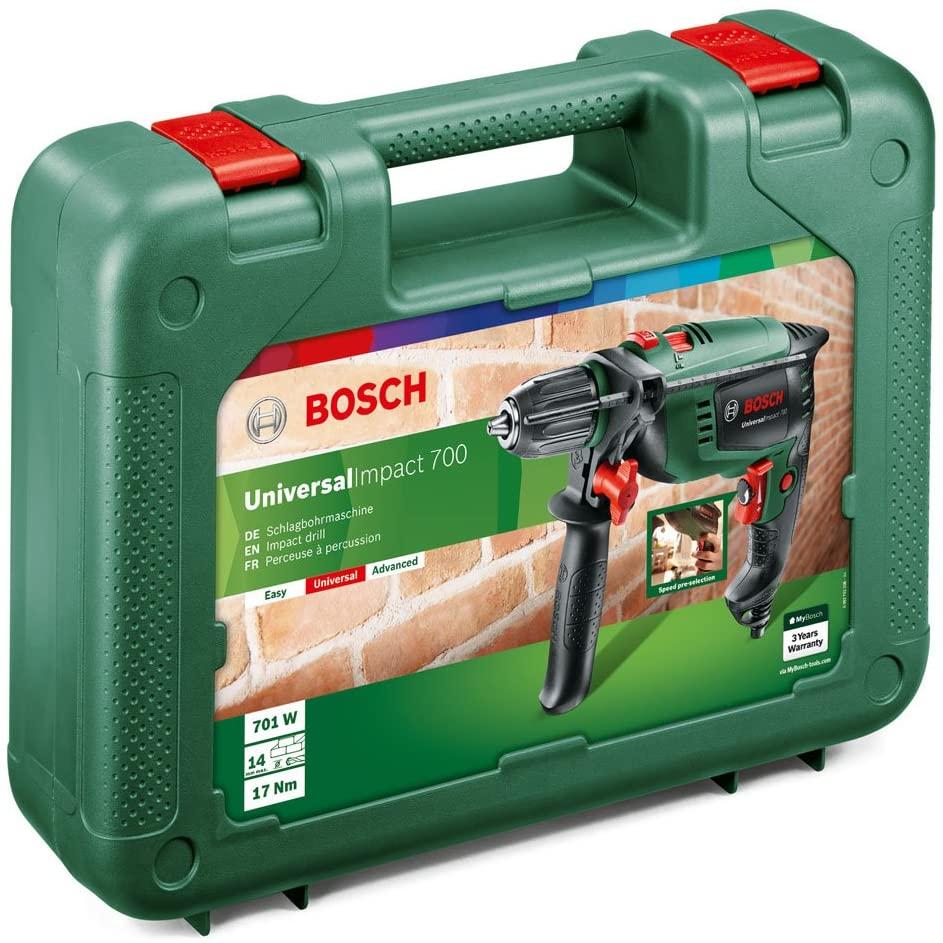 Bosch Universal Impact 700 - Taladro Percutor 700 W