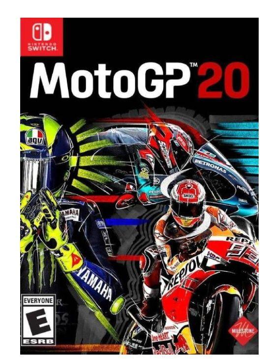MotoGP 20 Switch (EU) *Mínimo*