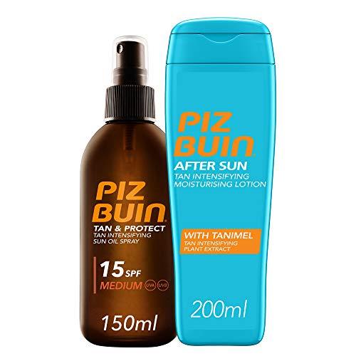 Aceite + After Sun Piz Buin con super descuento!