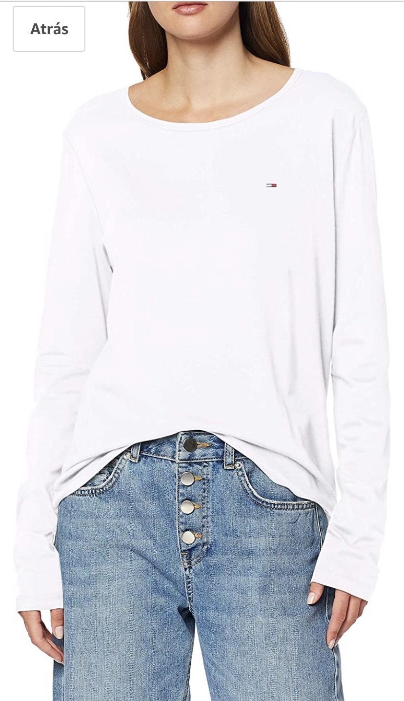 Camiseta manga larga Tommy XXS
