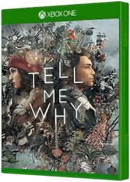 Tell Me Why por 2,99€ (Xbox y PC)
