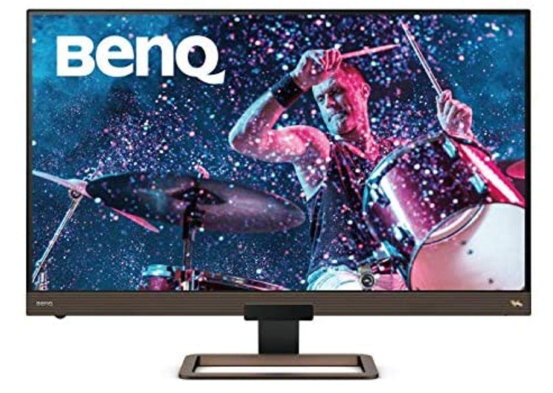 "BenQ EW3280U - Monitor de 32"" 4K UHD (3840x2160, 5 ms, 60 Hz, HDMI, USB-C, DCI-P3, HDR 400, Altavoces, Mando a Distancia, FreeSync)*Mínimo*"