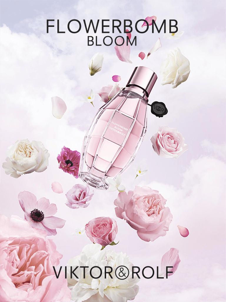 Muestra GRATIS perfume Flowerbomb Bloom