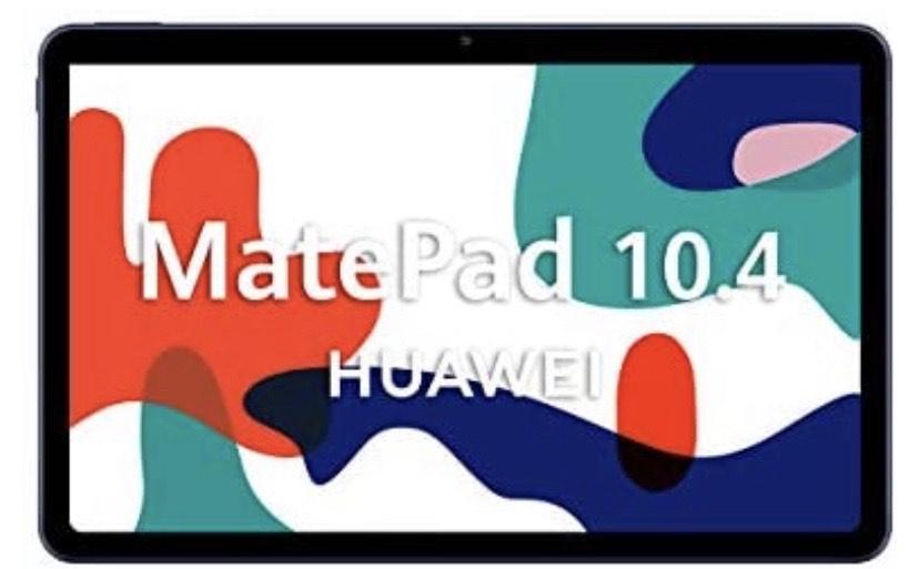 """HUAWEI MatePad 10.4 - Tablet con Pantalla FullView 10.4"""" (WiFi, 4GB RAM, 64GB ROM"""