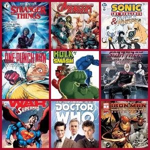 Gratis :: +870 Comics @Comixology