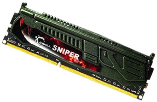 G.Skill Sniper - Memoria RAM (32 GB DDR3-2400, 4 x 8 GB)