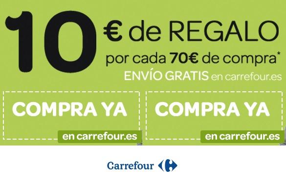 10€ de descuento por cada 70€ de compra en libros de Texto