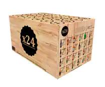 Pack de 24 Cervezas artesanas TECNOBRAU (AlCampo de Sanlúcar)