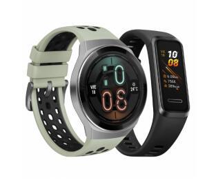 Pack Huawei GT2e + Band 4 por 148€
