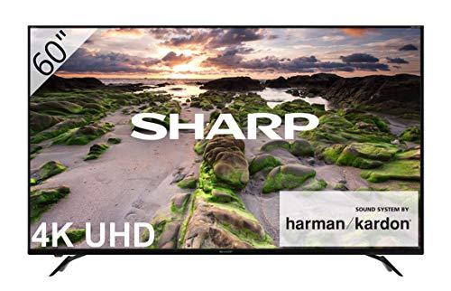 """TV 60"""" Sharp LC-60UI9362E Smart TV / Sonido Harman/kardon"""