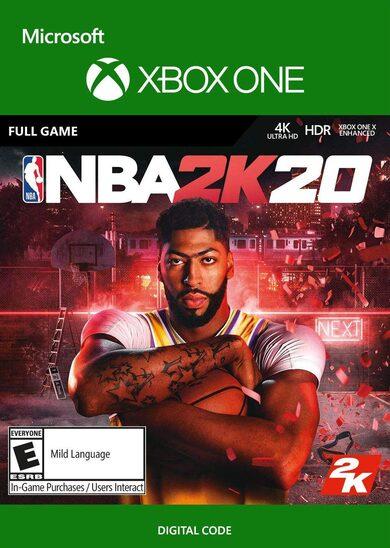 NBA 2K20 (Xbox One) Xbox Live Key EUROPE