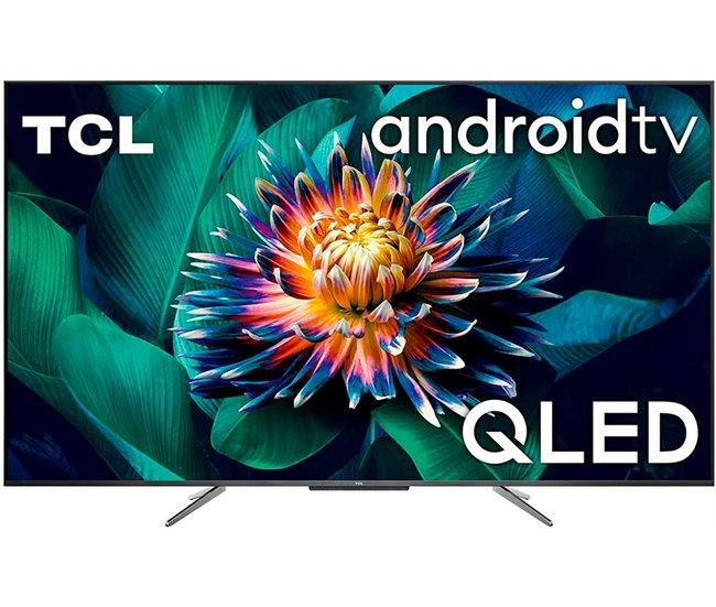 """TV LED 4K 50"""" TCL 50C715"""