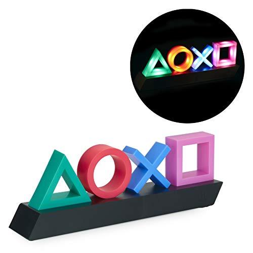 """Lámpara """"PlayStation"""", Multicolor"""