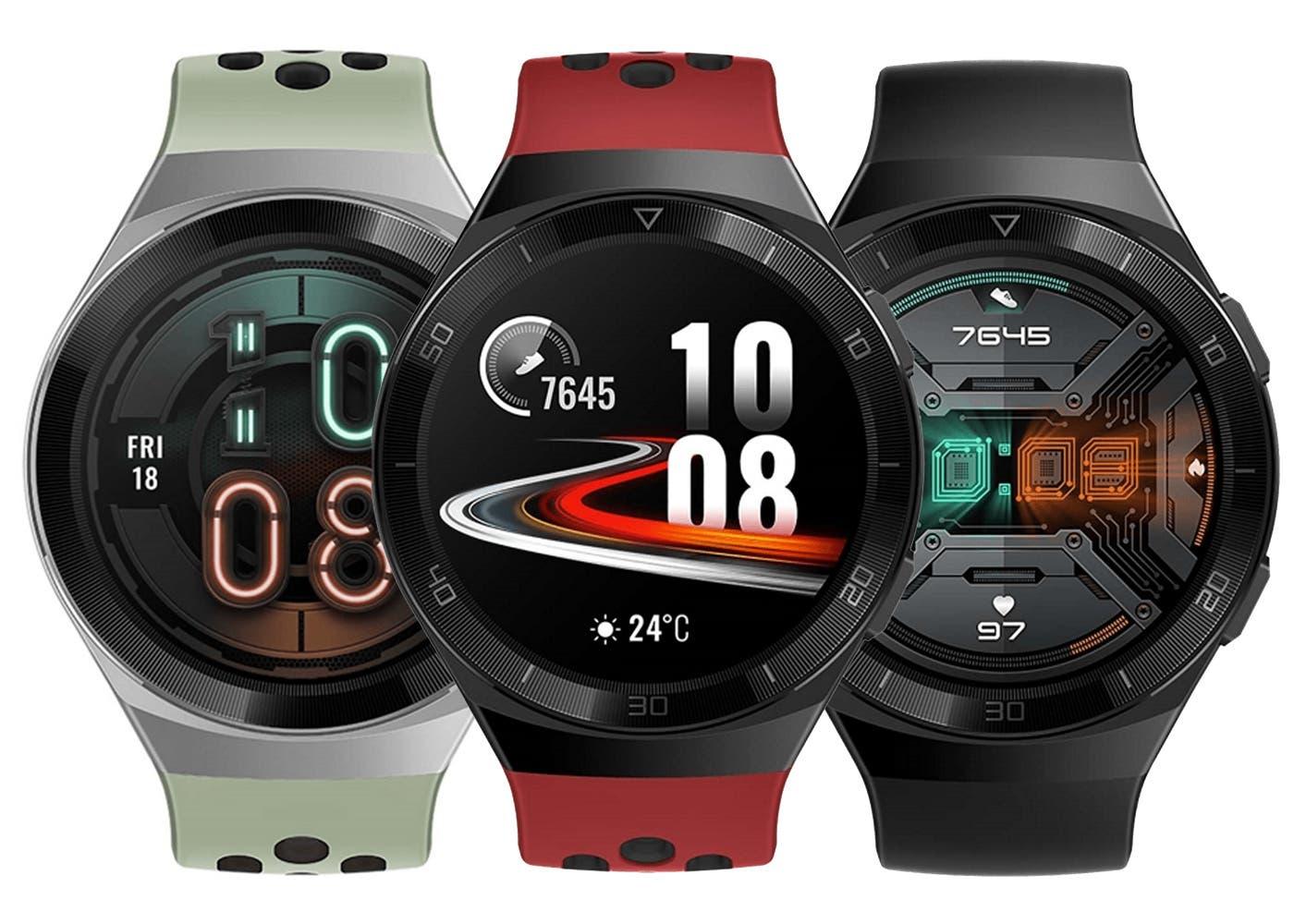Smartwatch Huawei GT 2E [Desde España]