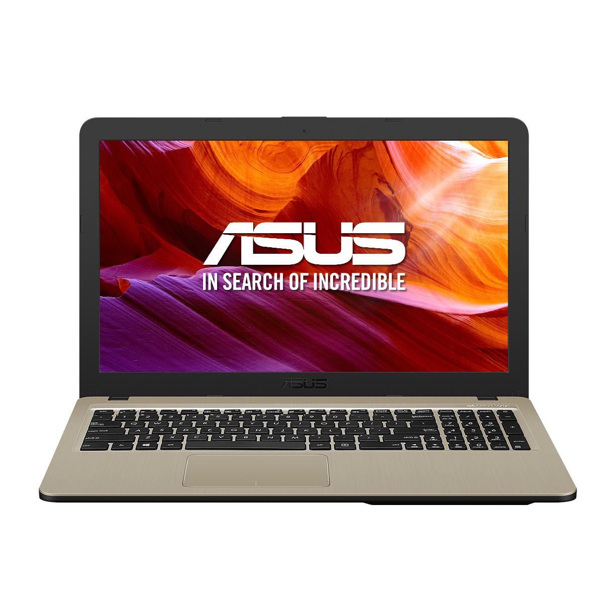 Portatil Asus restaurado con SSD