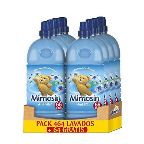 Mimosin Concentrado Suavizante Azul Vital 66lav x 8botellas