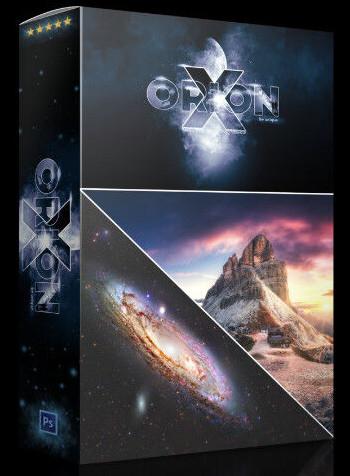"""Herramienta fotográfica para postproducción con Photoshop """"ORION X"""" (GRATIS)"""