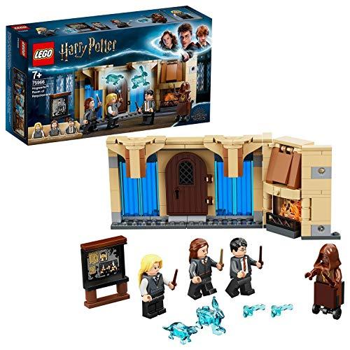 LEGO Harry Potter Sala de los Menesteres de Hogwarts