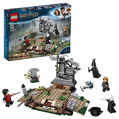 LEGO Harry Potter - Alzamiento de Voldemort