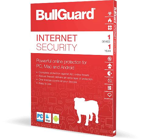 Bullguard 1 año Internet Security GRATIS