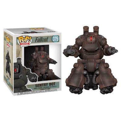 Figura Funko Fallout - Robot Centinela, Figura Videojuegos