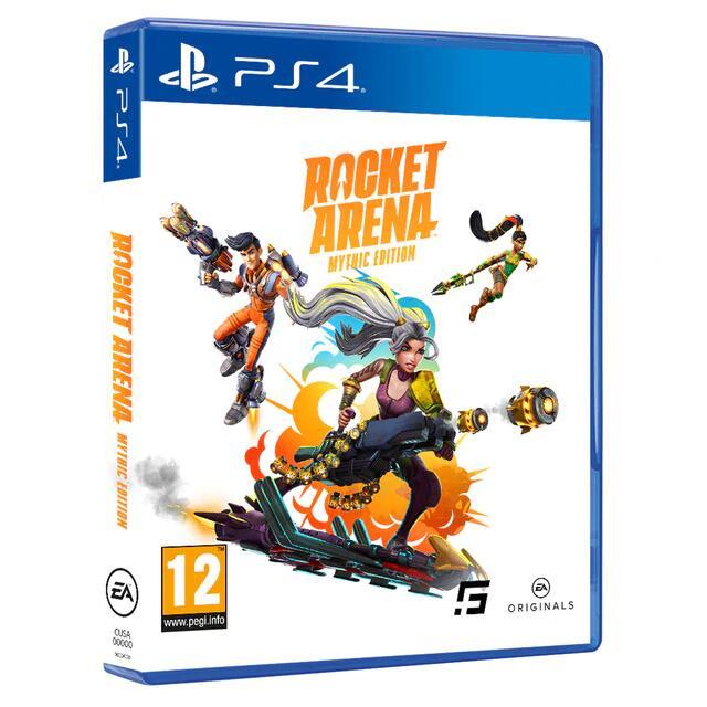 Rocket Arena Mythic Edition solo 9.9€