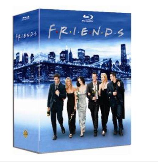 Pack Friends Serie Completa - Blu-Ray
