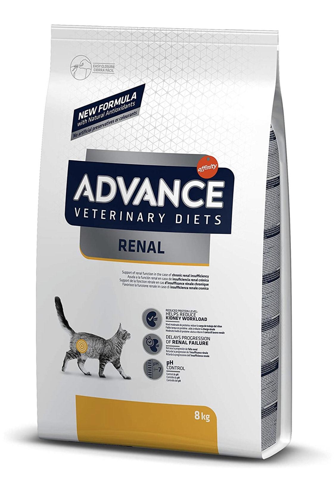 Pienso Especial para Gatos Advance Veterinary Diets