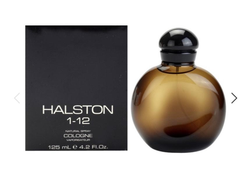 Halston 1-12 agua de colonia para hombre