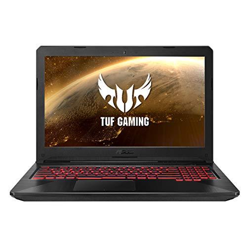 "ASUS TUF Gaming FX504GM-EN479 15.6"" FullHD (Intel Core i7-8750H, 8GB RAM, 256GB SSD, GTX1060-6GB, Sin sistema operativo) Negro"