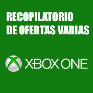XBOX :: Hasta un 90% +100 juegos (Packs, Xbox y Windows)