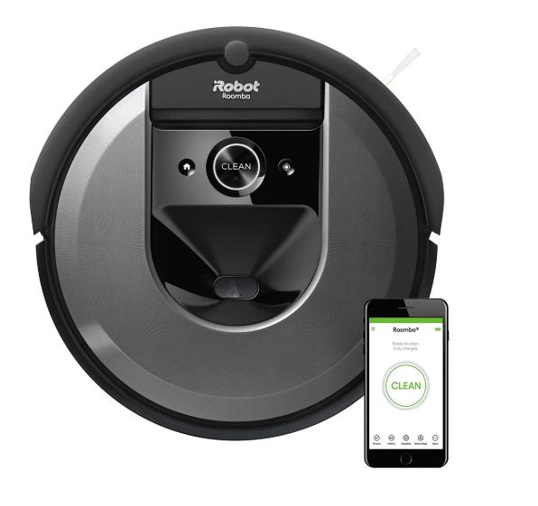 Robot aspirador iRobot Roomba i7158