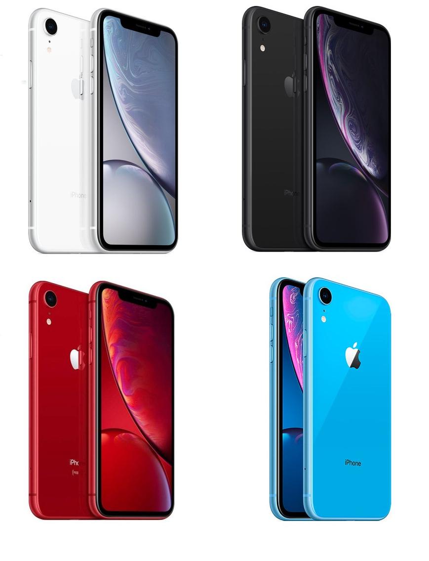 Apple iPhone XR 64Gb + cargador inalámbrico Belkin (REACO grado A+)