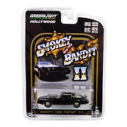 Greenlight Pontiac T/A 1980 Smokey and the Bandit II 1980