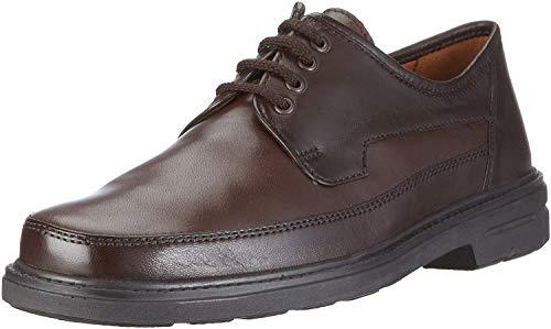 TALLA 47 - Sioux Marcel 26263 - Zapatos de Cordones para Hombre