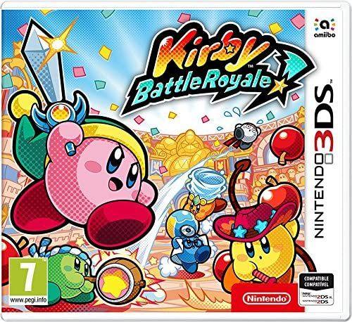 Kirby: Battle Royale