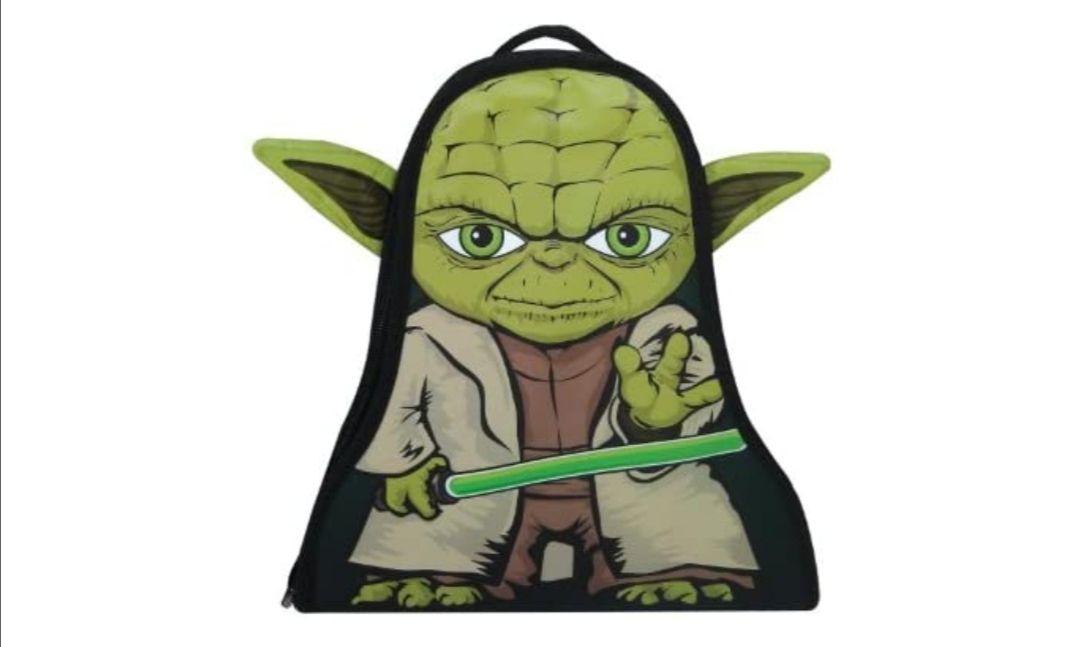 Star Wars - Mochila con Forma de Yoda,