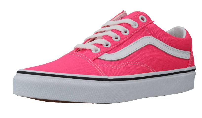 2 COLORES - TALLAS 36 a 40 - Vans UA Old Skool, Zapatillas para Mujer