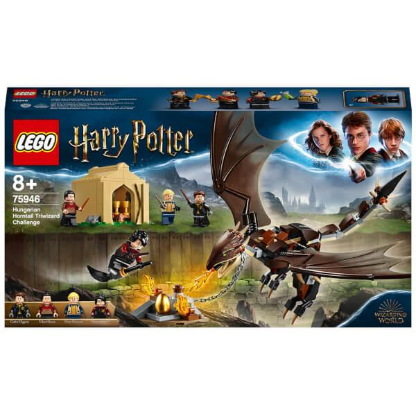 LEGO® Harry Potter™: Desafío de los Tres Magos: Colacuerno Húngaro (75946)