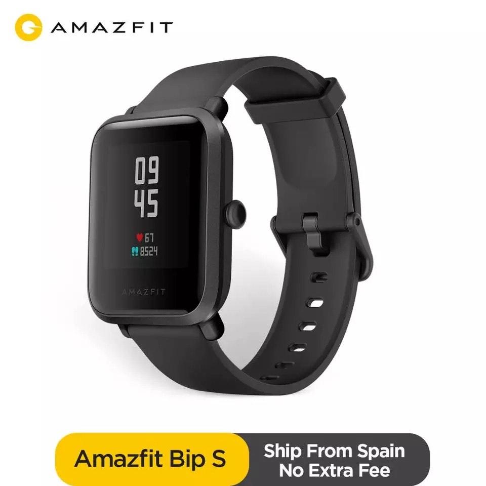 Amazfit Bip S desde España por solo 46.5€